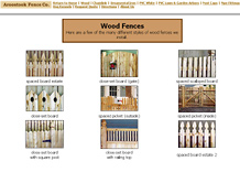 Click here to visit Aroostook Fence Company