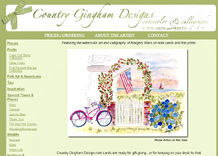 Click here to visit Country Gingham Designs