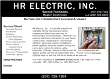 Click here to visit HR Electric, Inc.