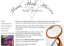 Click here to visit Maine Made Mirrors